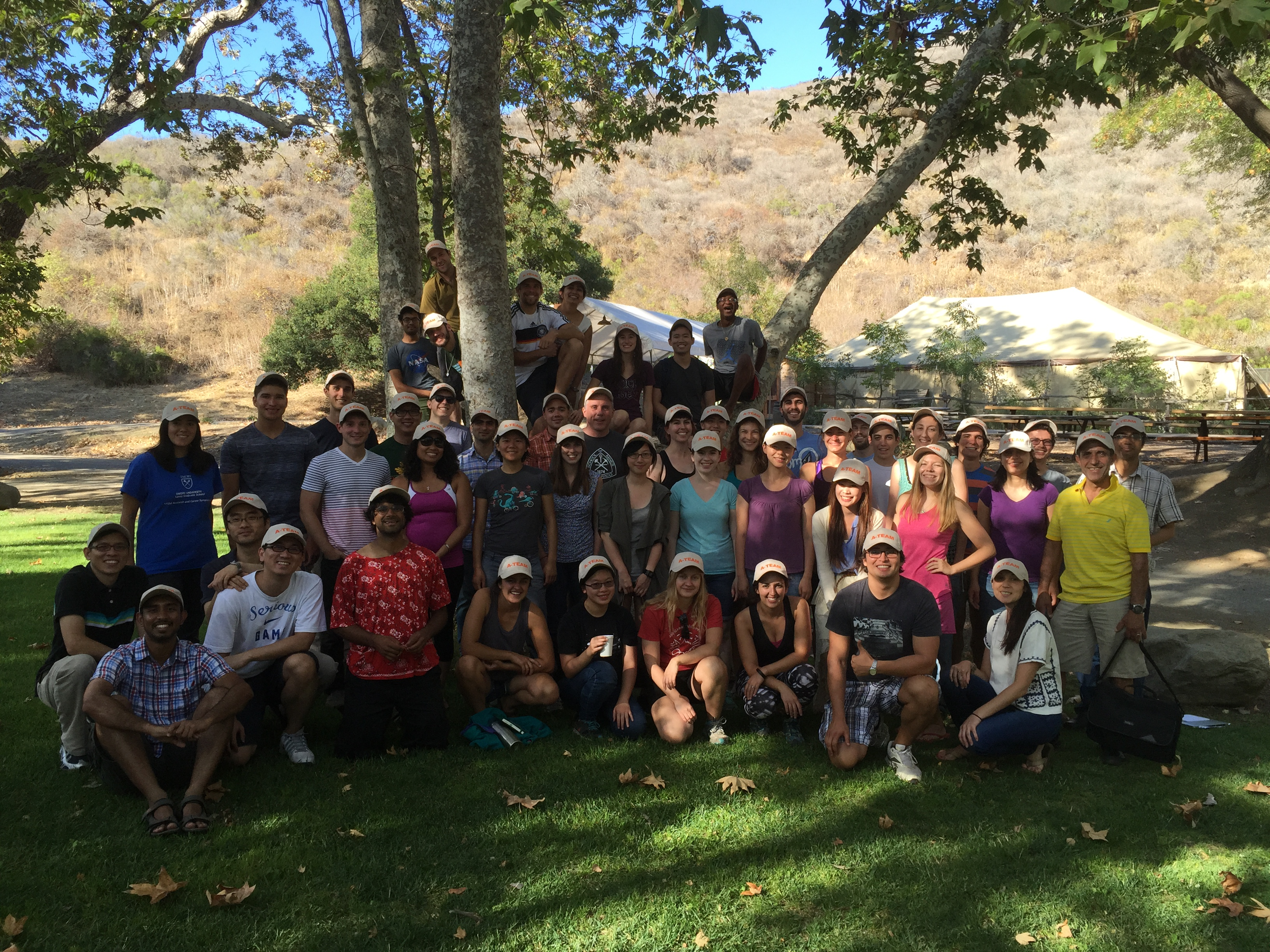 Group Retreat 2015